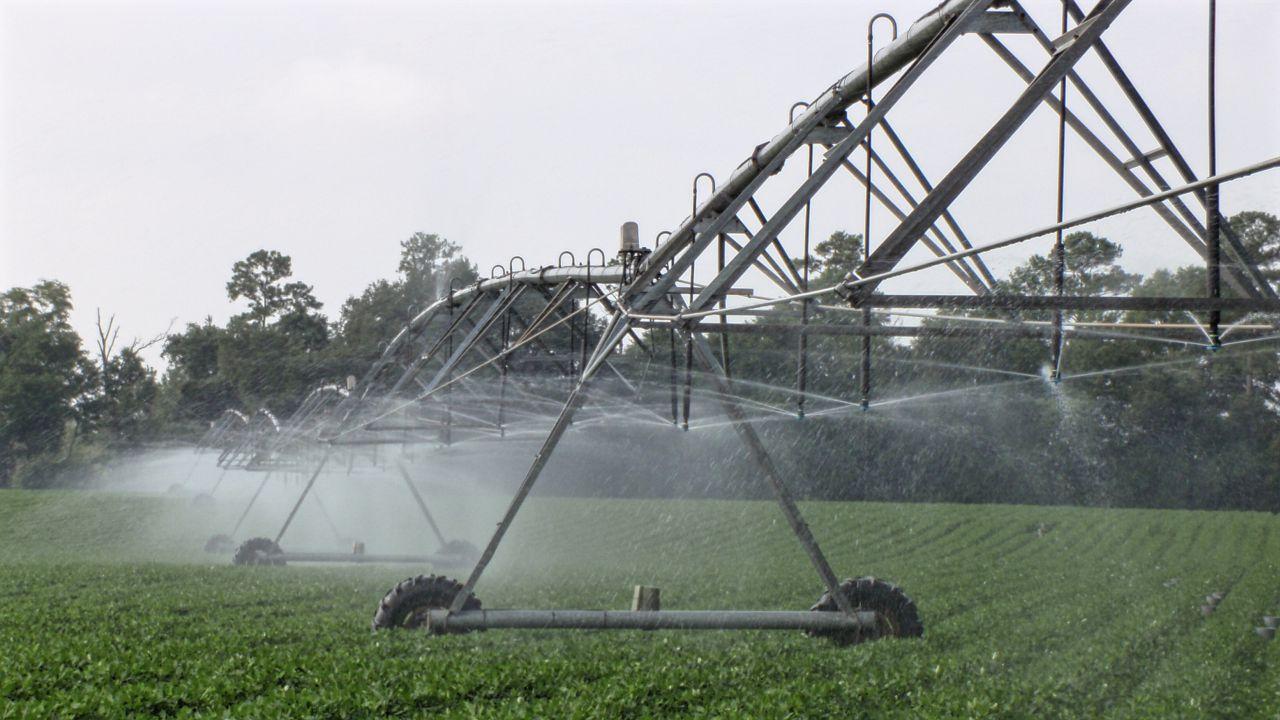 Irrigation-water-supply